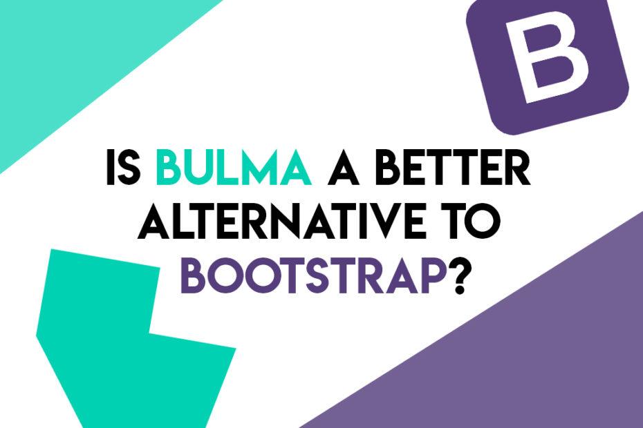 bulma vs bootstrap